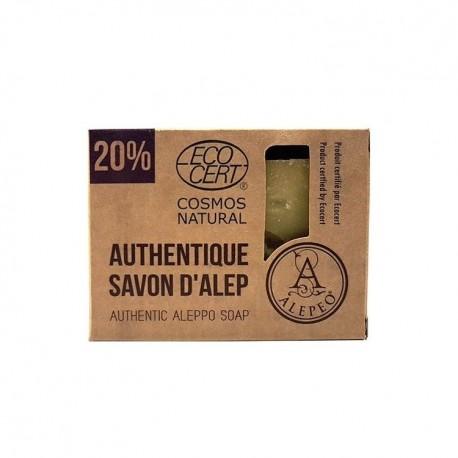 Pastilla Jabón Alepo 20%