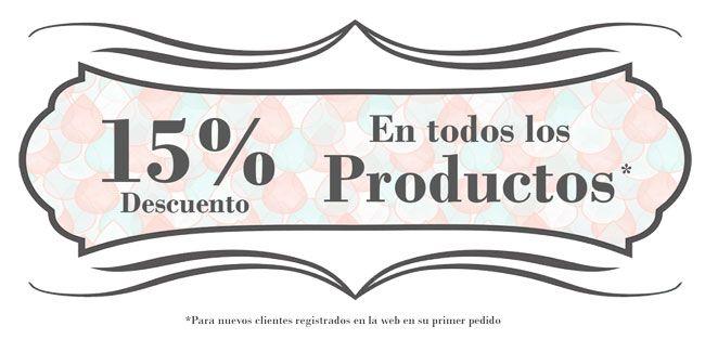 15% Descuento Tienda Jabones